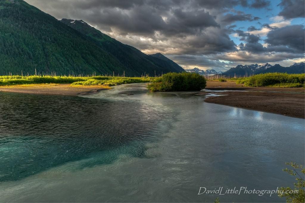 David Little 7 mile Copper River Highway